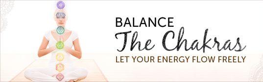 chakra rebalancing