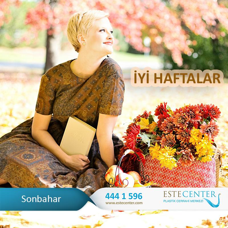 Sonbaharın #Büyülü Güzelliği sizinle Osun. #İyi Haftalar www.estecenter.com - 444 1 596 #Sonbahar #pazartesi #salı #çarşamba #perşembe #cuma #istanbul #estecenter #sağlık #estetik