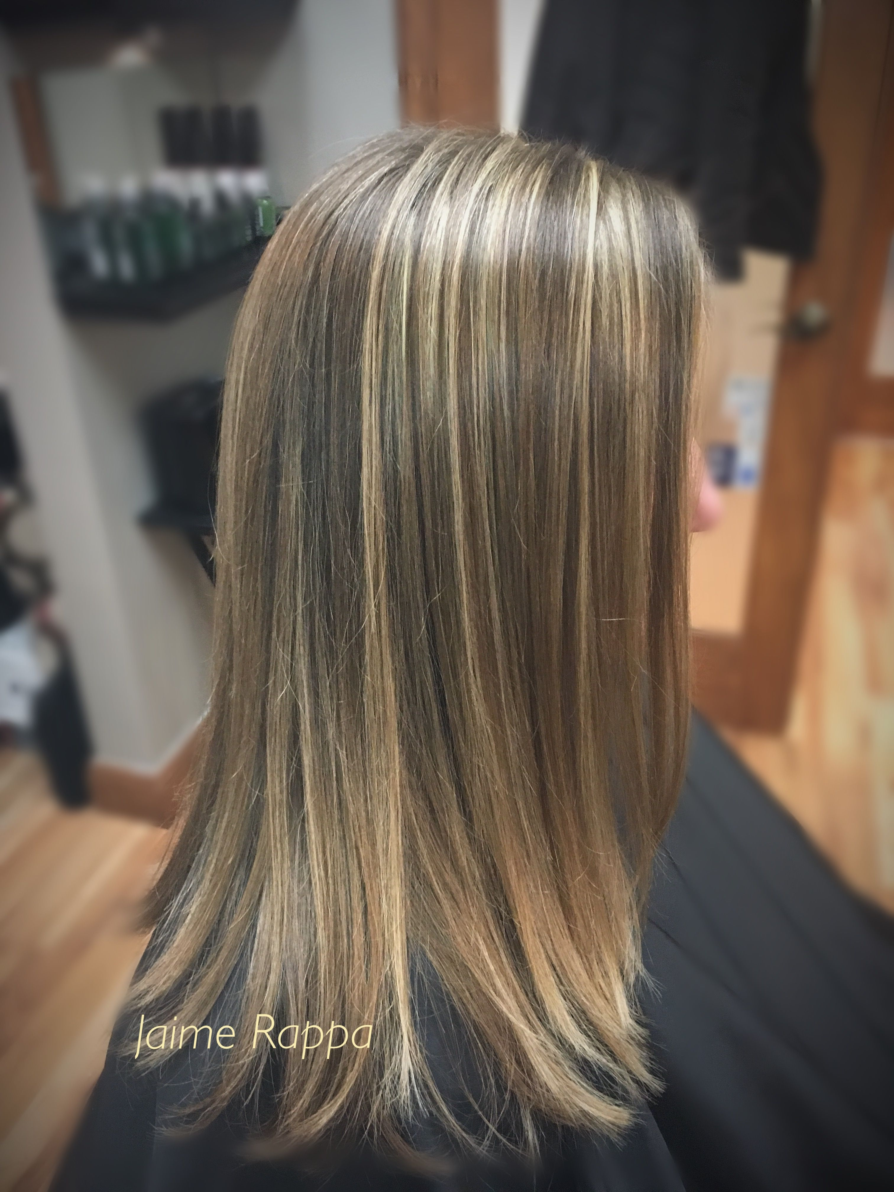 Buttery Blonde Hilites Using Wella Blondor And Redken Shades Eq