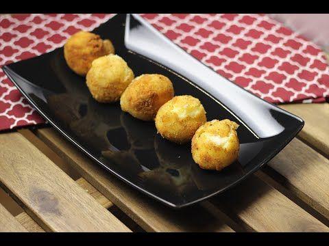 كرات البطاطس بالجبن رمضان Cheesy Mashed Potato Balls Vegan Finger Foods Food Finger Foods