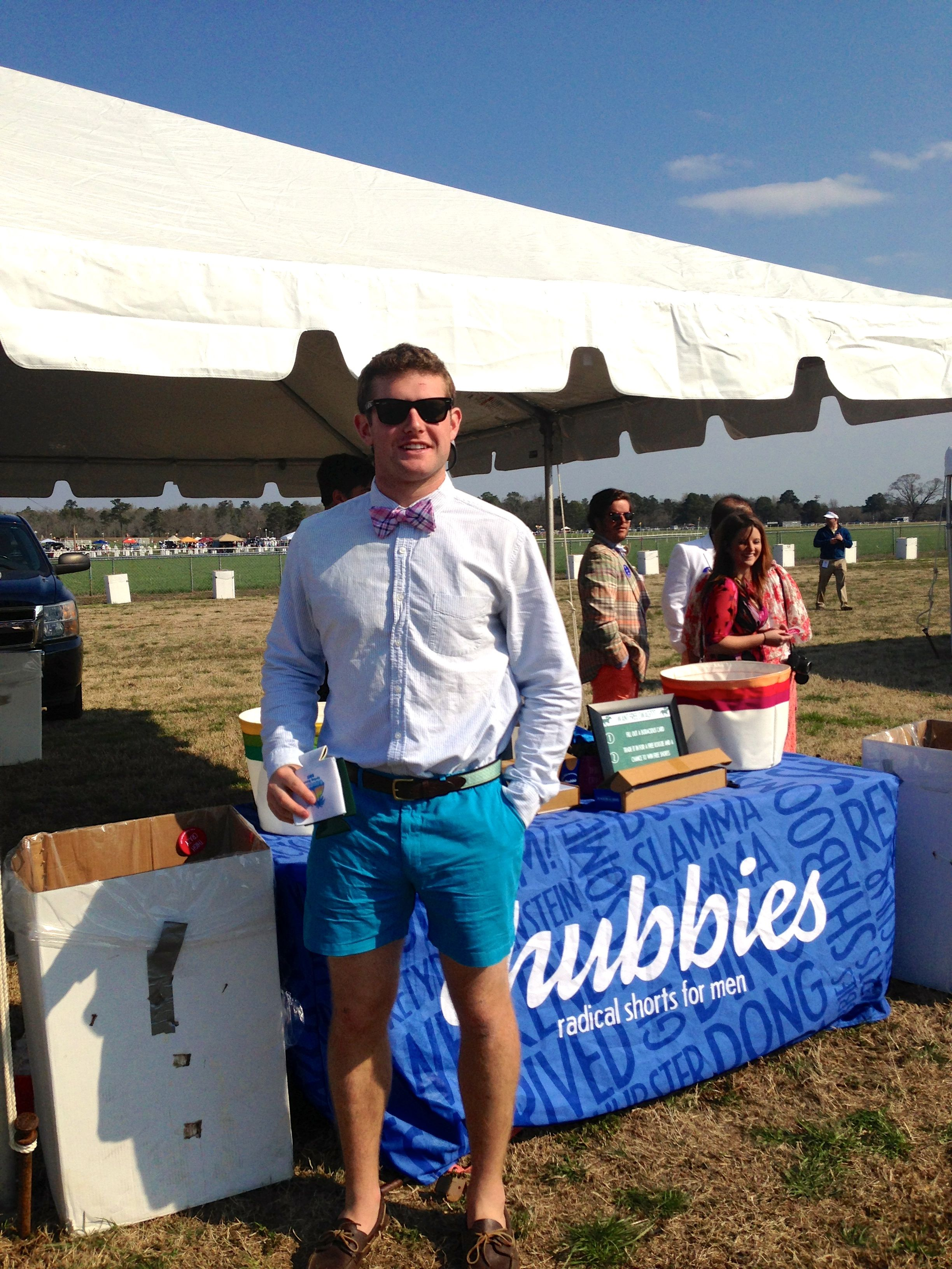 Carolina cup chubbies shorts