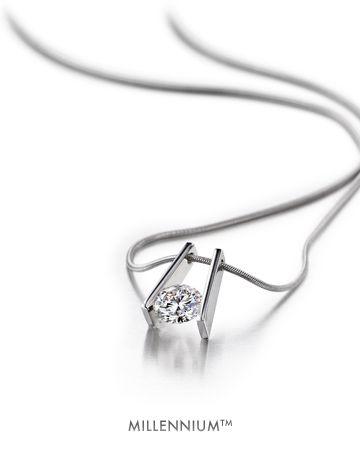 Shimansky millennium diamond pendant jewels pinterest diamond shimansky millennium diamond pendant aloadofball Images