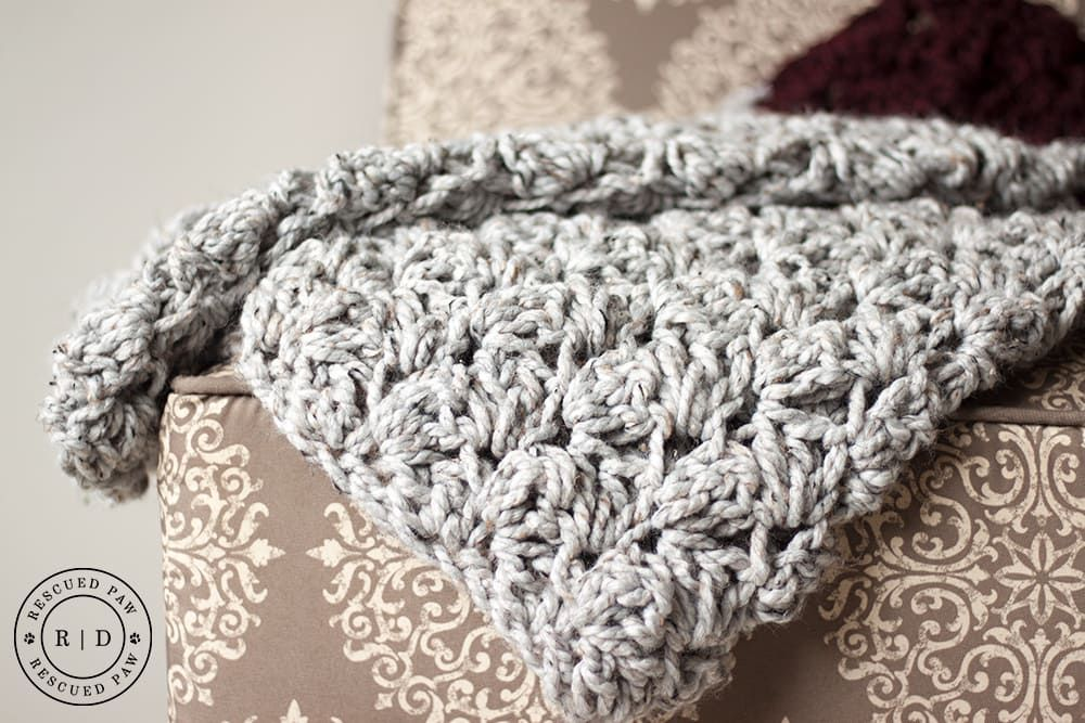 Charlotte Crochet Blanket | Crafts | Pinterest | Manta y Ganchillo