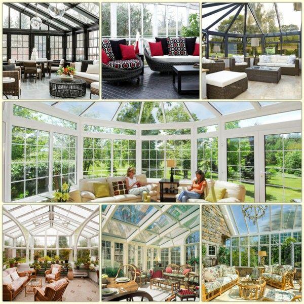 Interior Design Ideas Living Winter Garden Furniture