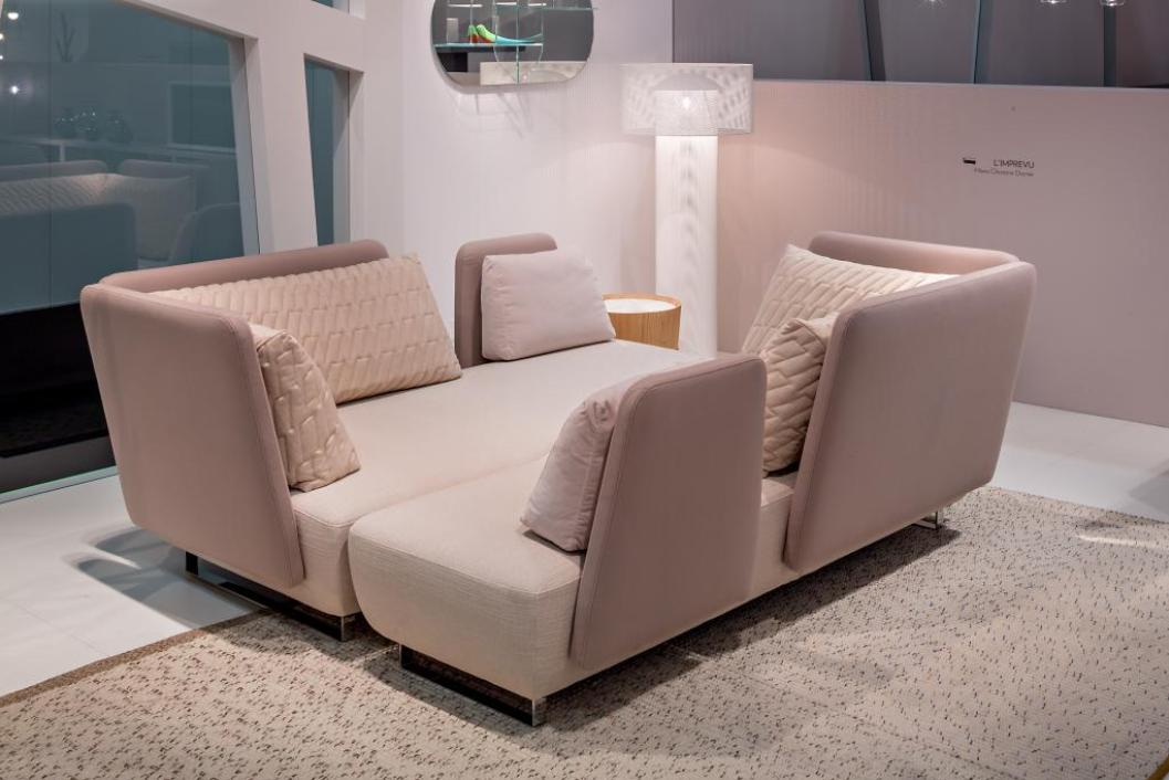 L\'IMPREVU sofa, by Marie Christine Dorner | Ligne Roset Collection ...