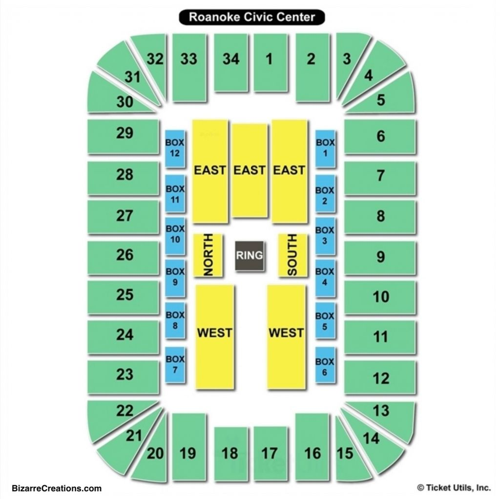 Keswick Theater Seating Chart With Regard To
