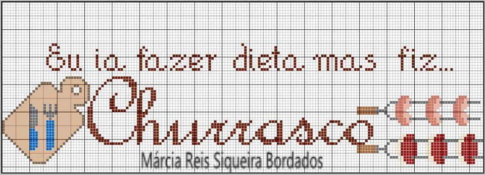 MEU AMOR POR PONTO CRUZ | Graficos de frases | Pinterest