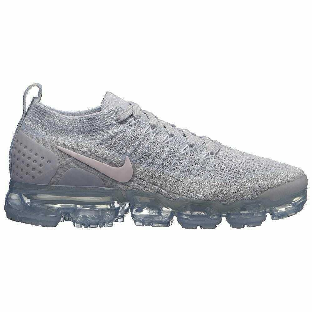 new product 33739 a6ffe Nike Air VaporMax Flyknit 2 Pure Platinum Particle Pink Women s 42843011 -  Nike Airs (