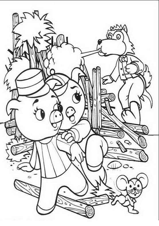 Die Drei Kleinen Schweinchen Ausmalbilder 11 Drei Kleine Schweinchen Malvorlagen Tiere Herbst Ausmalvorlagen