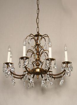 Vintage Lighting Chandeliers 3