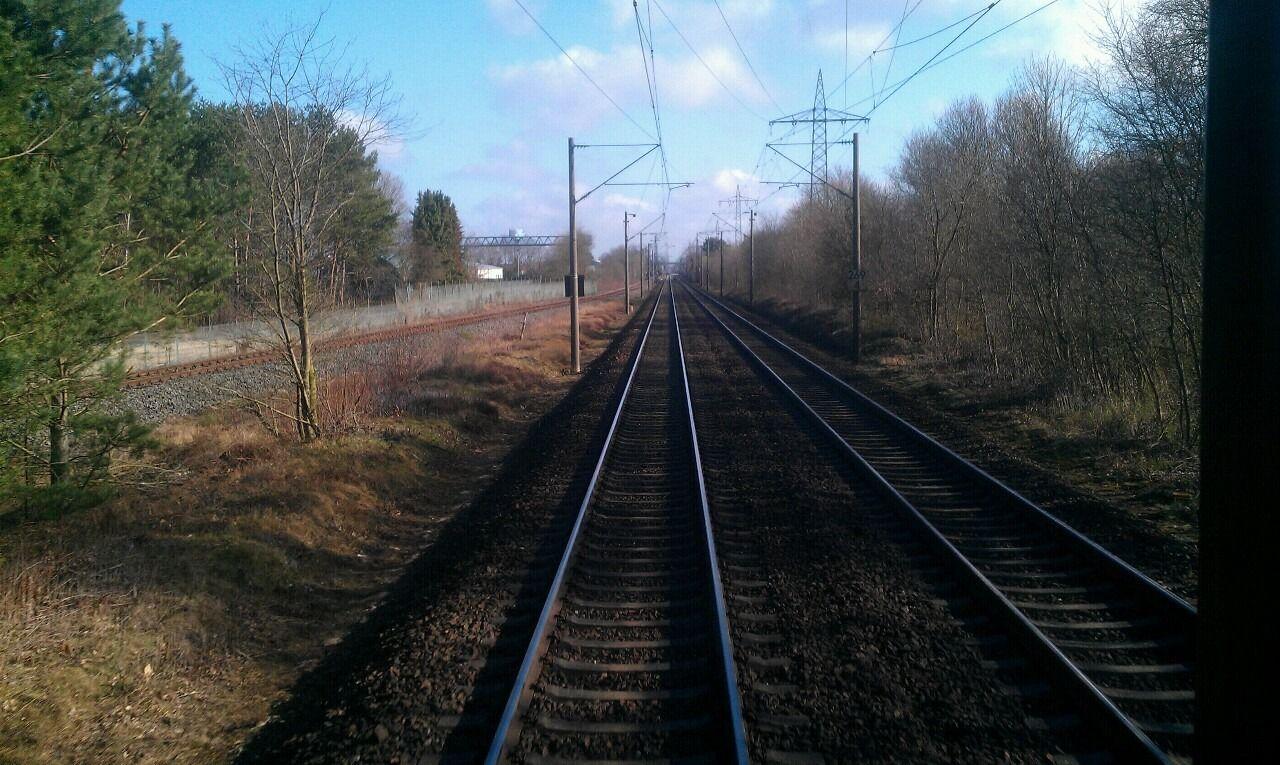 :-) Zugfahrt