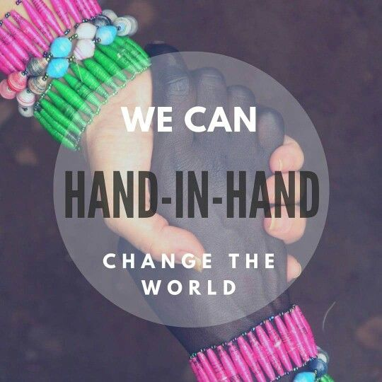 Alone we are strong but, together, we are unstoppable. We can change lives in Uganda. Shop for good. www.circleofhandsuganda.com/shop  #handinhand #worldchangers #empower #women #uganda