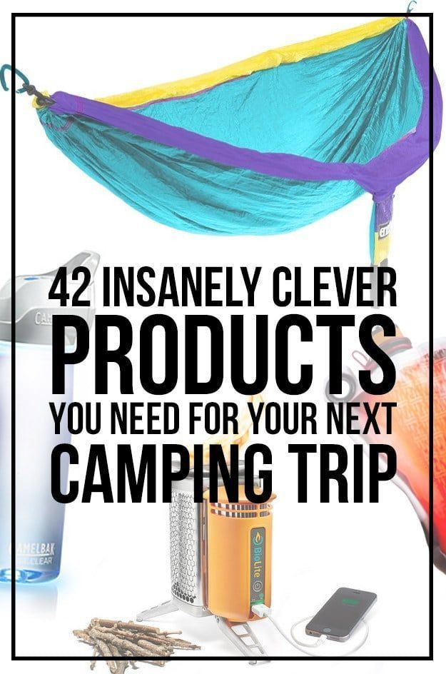 Photo of 42 Insanely Clever Products You Need For Your Next Camping Trip