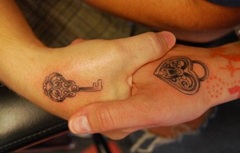 Photo of Key Tattoos For Couples