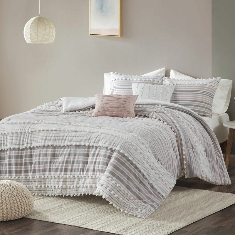 Eider & Ivory Unadilla Comforter Set & Reviews Wayfair