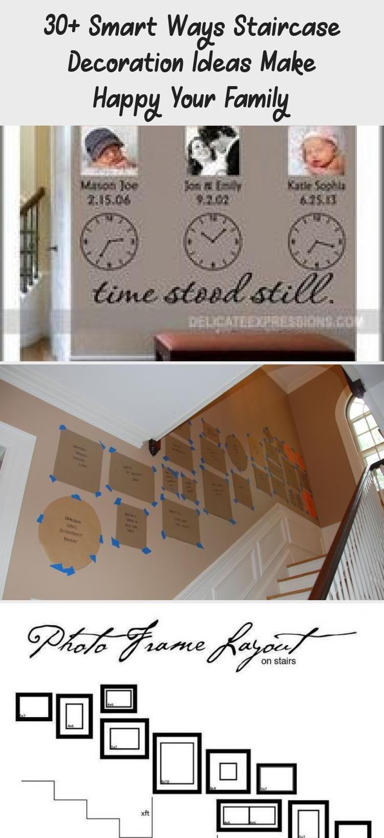 30+ Smart Ways Staircase Decoration Ideas Make Happy Your Family 30+ Smart Ways Staircase Decoration Ideas Make Happy Your Family - Kolega Space