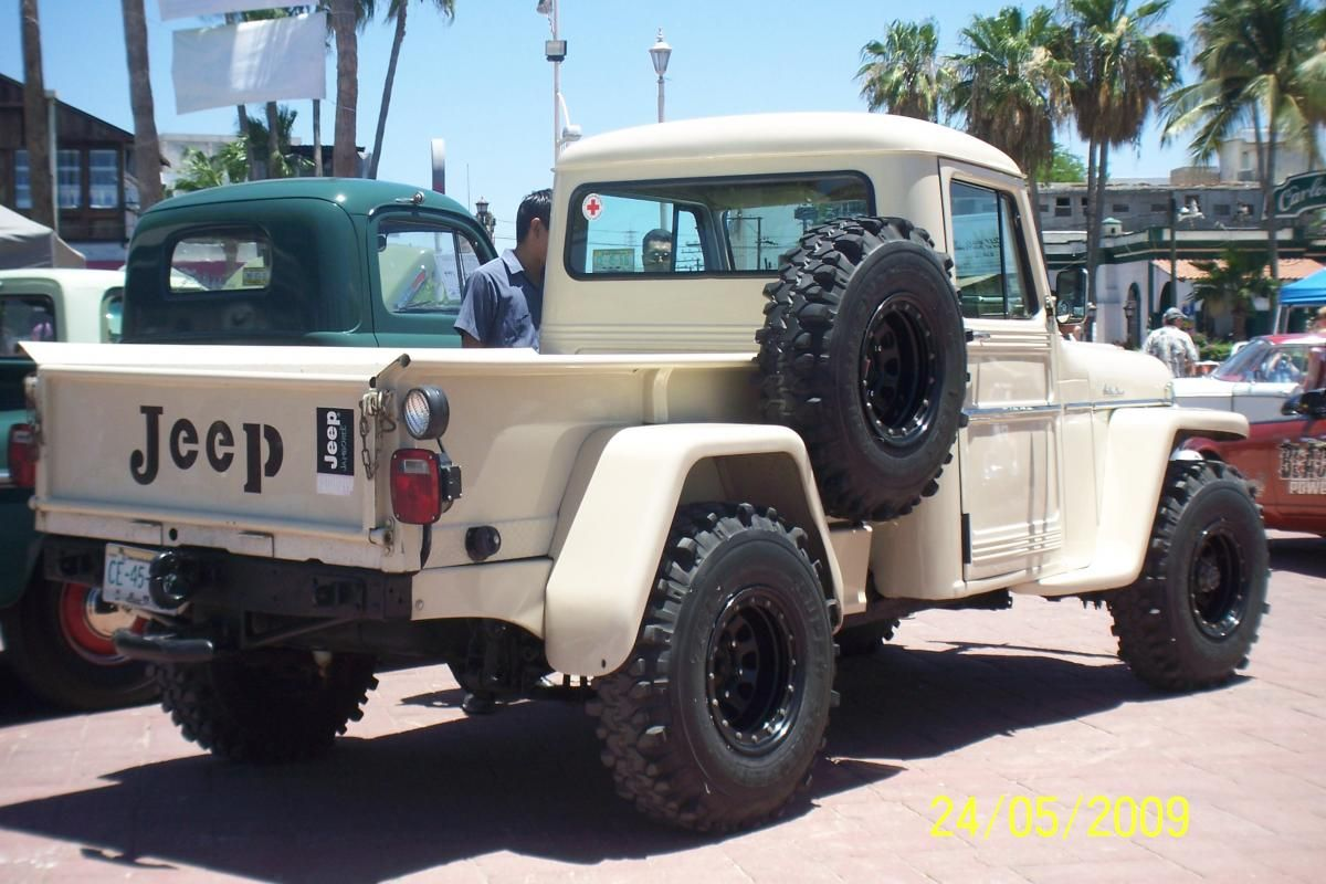 Vintage And Antique Jeeps Google Search Jeep Truck Trucks