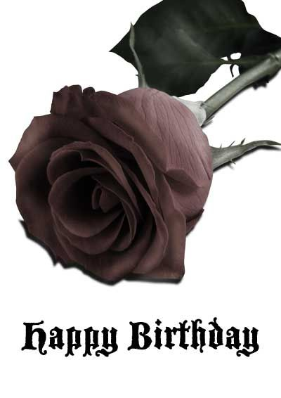 Free Printable Gothic Birthday Cards Birthday Cards Birthday Sign Birthday