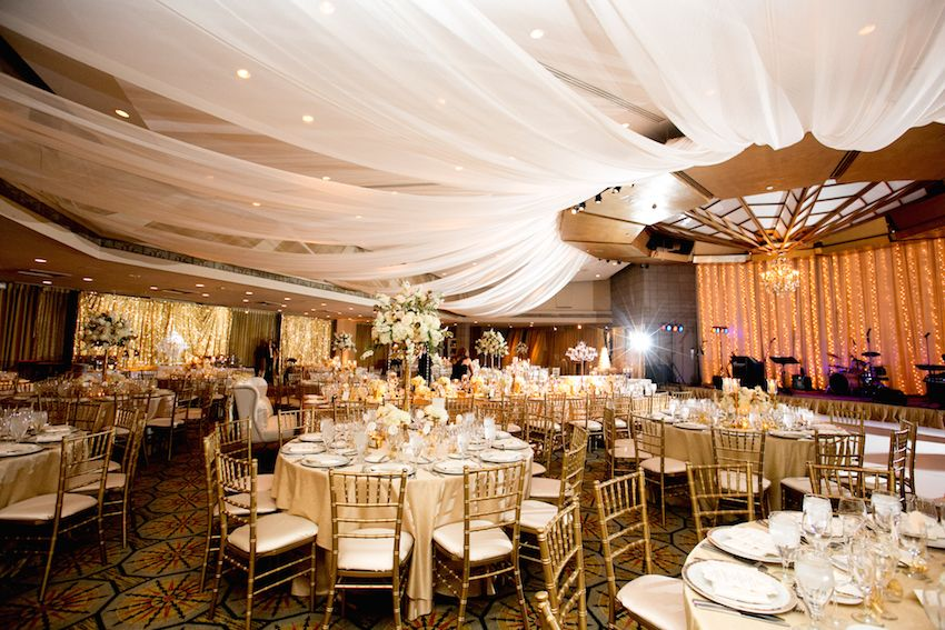 How To Transform Your Wedding With Romantic Drapery