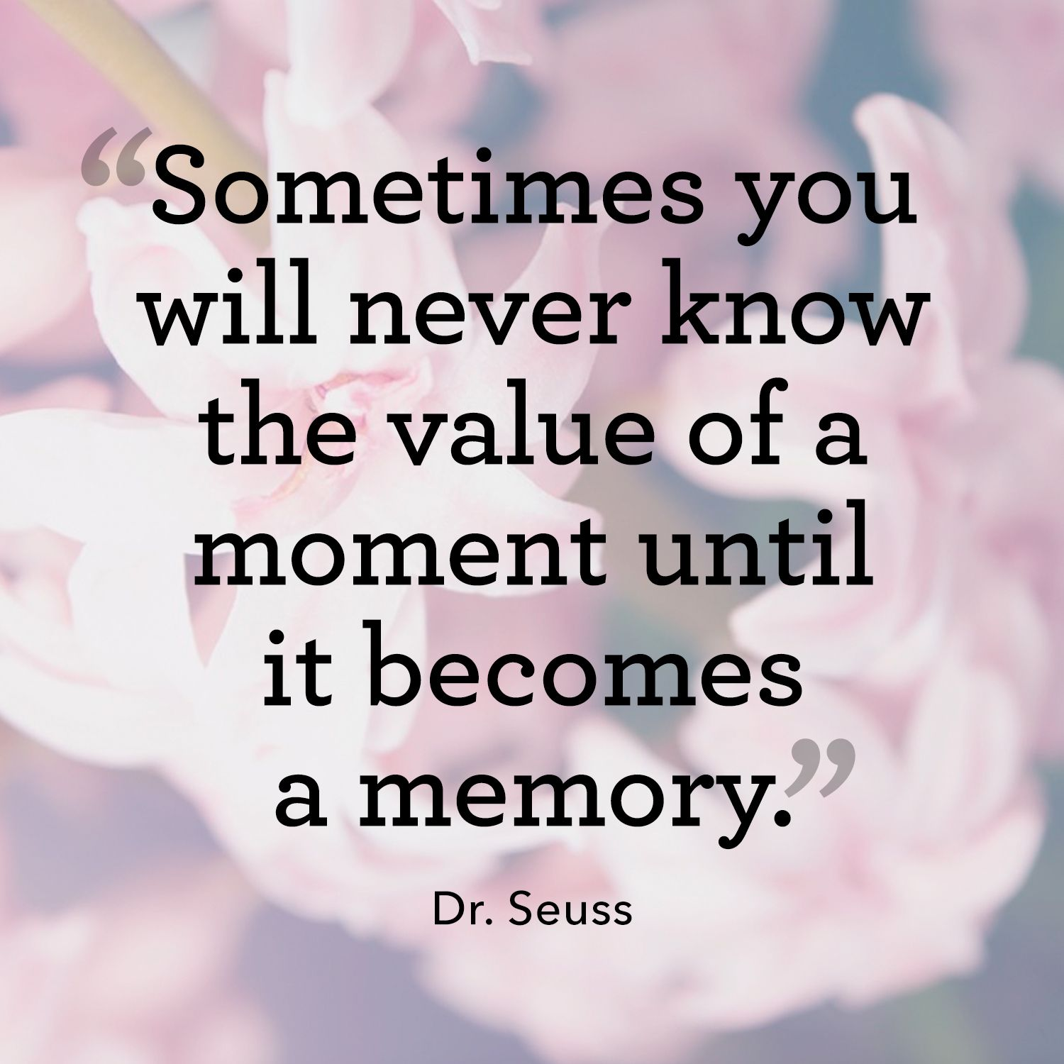 Dr Seuss Memory: Inspirational Quotes To Ring In The New Year