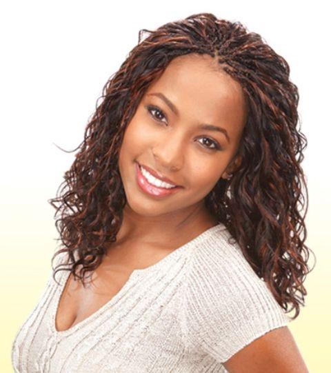 20 Charming Braided Hairstyles For Black Women Human Braiding