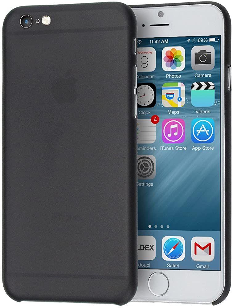 Doupi Ultraslim Case Fur Apple Iphone 6 Iphone 6s 47 Zoll 4 7 Feinmatt Federleicht Hulle Bumper Cover Schutz Tasche Scha Apple Iphone Iphone Apple Zubehor