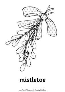 christmas mistletoe colouring page holiday christmas hanukkah rh pinterest co uk Nutcracker Clip Art Coloring Book Crayons and Coloring Book Clip Art