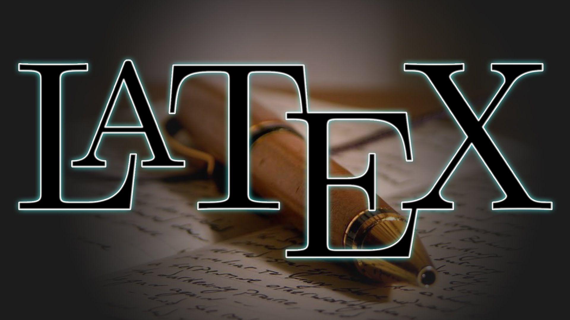 LATEX TEXT EDITOR Curso Basico De LaTeX Nokyotsu
