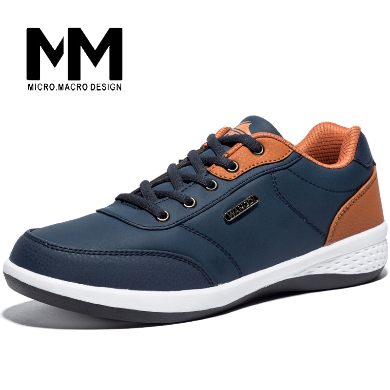 (36.96$)  Buy here - http://aivj9.worlditems.win/all/product.php?id=32790879359 - MICRO. MACRO Men Casual Shoe 2017 Spring New Design Light weight Breathable Comfortable Warm hoe  Flats men shoe H2865