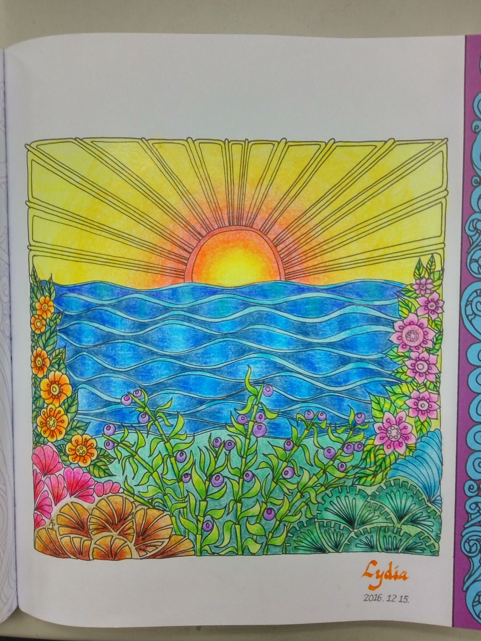 Book Color Me Calm By Lacy Mucklow Color Me Coloring Books Coloring Pages