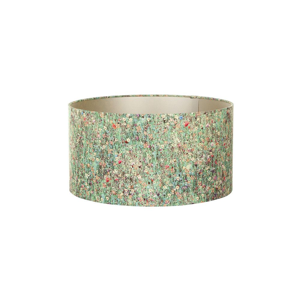 Liberty of London - Nesfield Mawston lampshade - Meadow Dew table - 40x21cm
