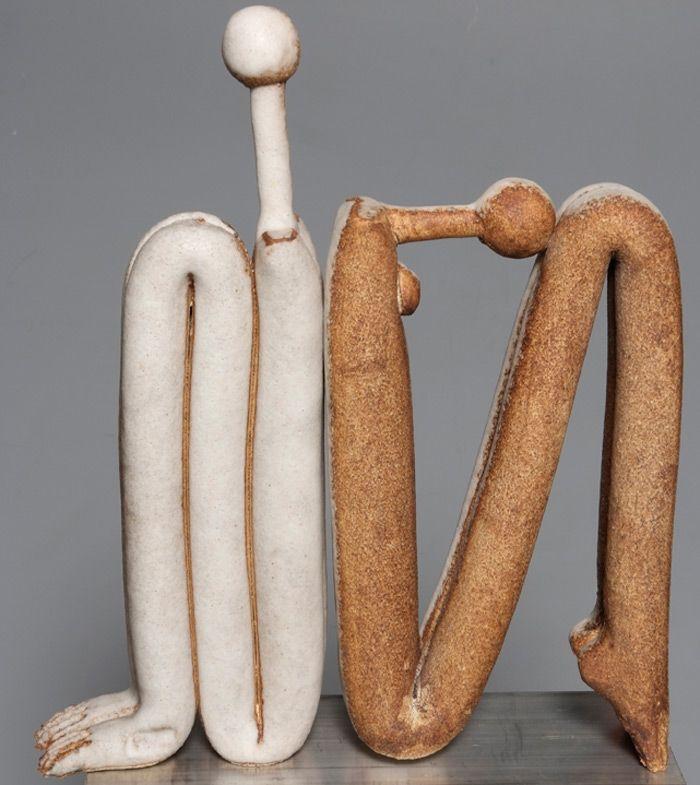 γλυπτά φιγούρες τοίχος Figure Sculpture | Anastasaki Ceramics