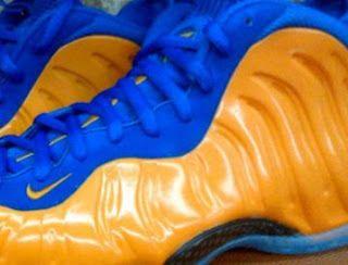 c2f366adc2c Nike Air Foamposite One Knicks Sneaker Release Date