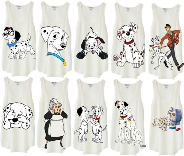 """""""101 Dalmatians"""" by lena1612 ❤ liked on Polyvore"""