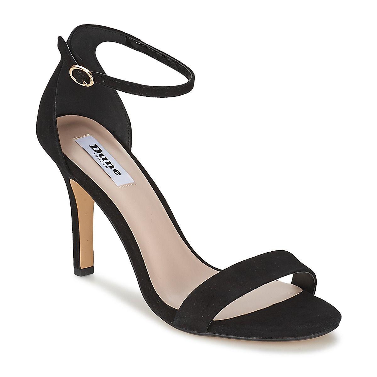 Sandaalit Dune HYDRO Black