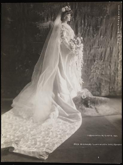 Museum Of The City Of New York Search Result Wedding Gowns Vintage Alice Roosevelt Vintage Wedding Photos