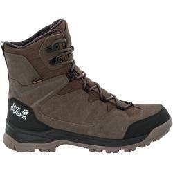 Photo of Jack Wolfskin Waterproof Winter Shoes Men Thunder Bay Texapore High Men 41 brown Jack WolfskinJ