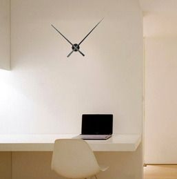 "Large wall clock. The original solution arrow on the wall. We offer to design the interior with new, wall clock, ""Fantasia"" . This is a completely new and creative clocks, which will be a bright accent to any interior. These clock will not go unnoticed! Modern wall clock ""Fantasia"" - this unique wall clock."