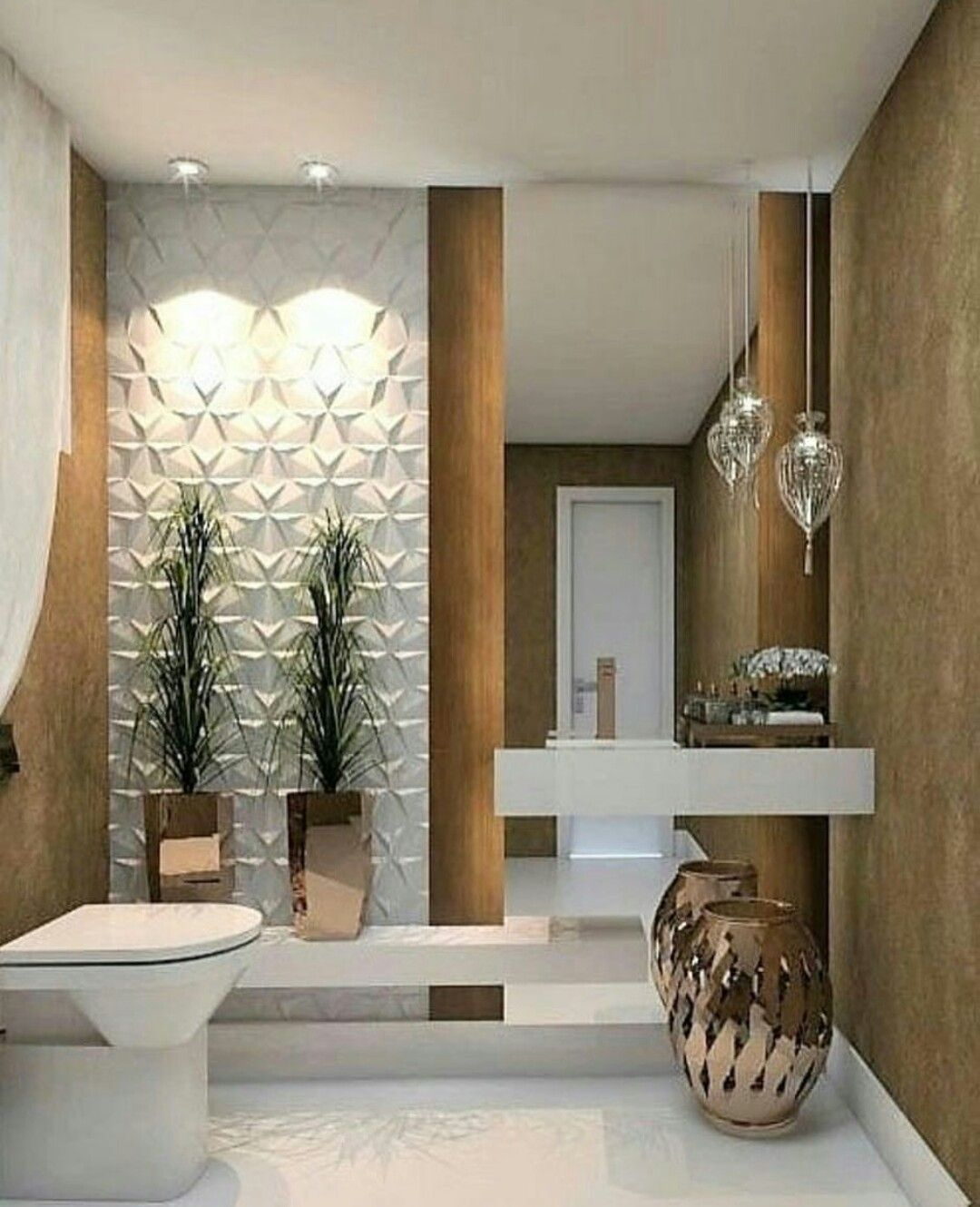 60 Elegant Small Master Bathroom Remodel Ideas 15 En 2019: Pin De Diana Savarese En Decoracio