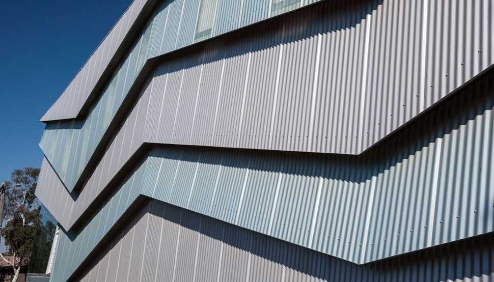 History Of Colorbond Steel Roof Renovation Metal Cladding Cladding