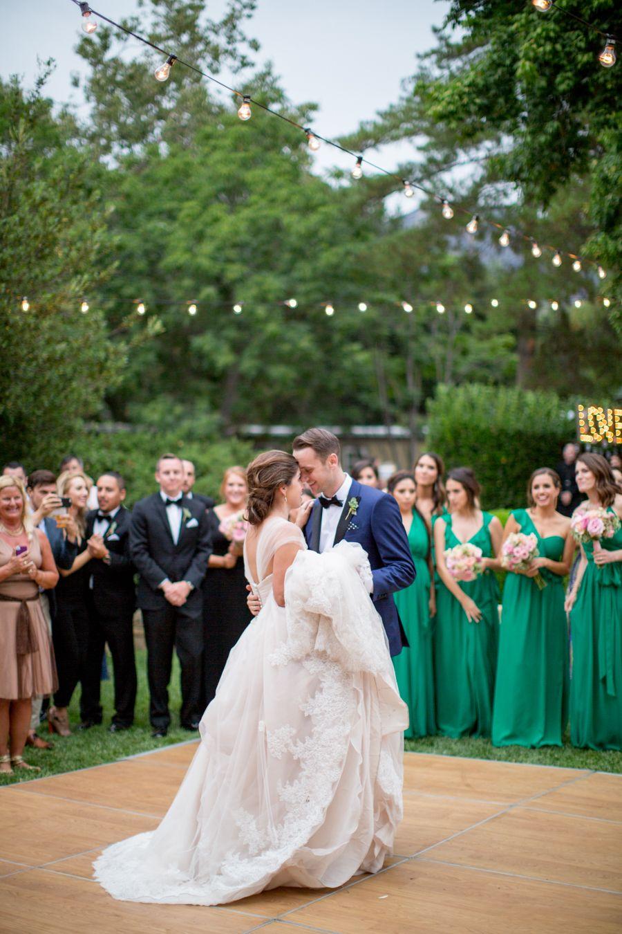 Elegant Colorful Ojai Wedding Elegant
