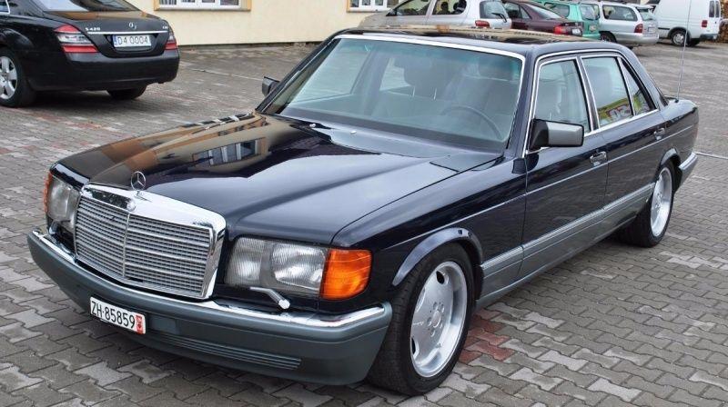Galeria Zdjec Aukcji Allegro Mercedes Benz Amg Mercedes W126 Mercedes Benz Maybach