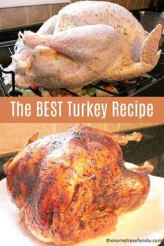 Photo of The Perfect Roast Turkey Recipe