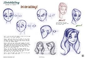 Pin By Kailani Henrie On Drawing Disney Style Drawing Cartoon Drawing Tutorial Drawing Tutorial