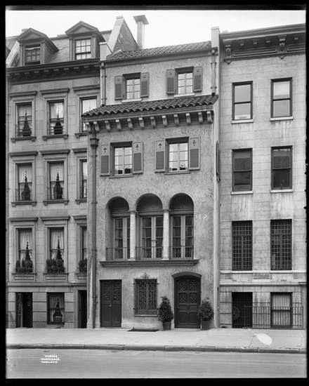 Daytonian in Manhattan: The Seligman House -- No. 126 East 74th Street