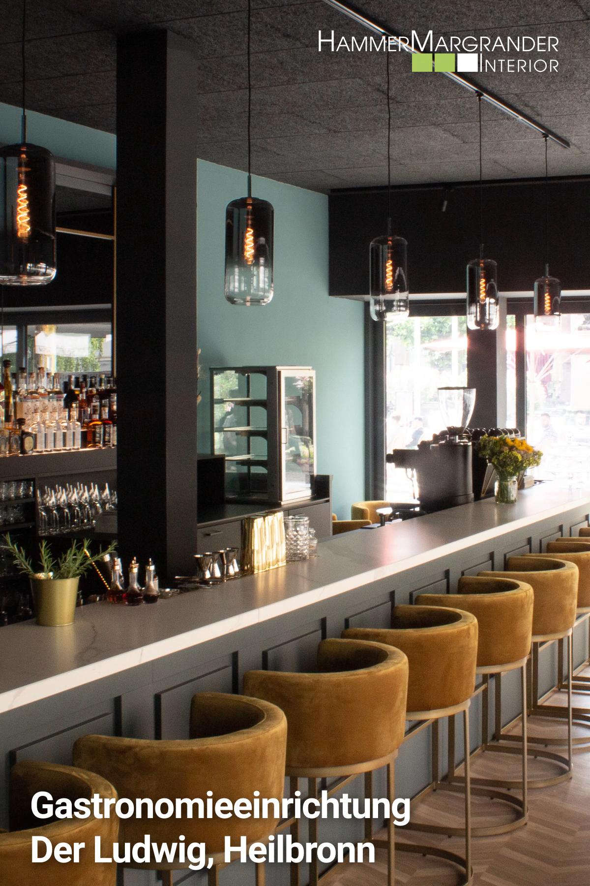 Der Ludwig Bar Cafe Heilbronn Video In 2020 Gastronomieeinrichtung Weinstuben Der Ludwig