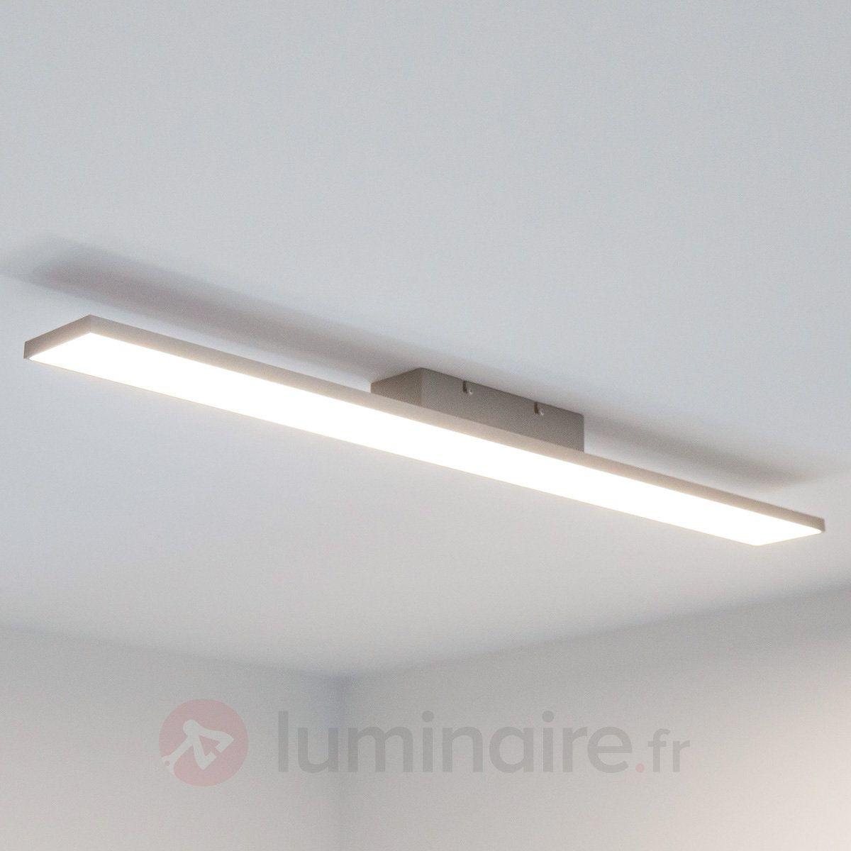 Eclairage Cuisine Led Plafond plafonnier à panneau led oblong rory, 100 cm | luminaire