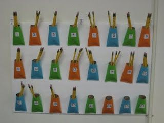Cute Pencil Idea!