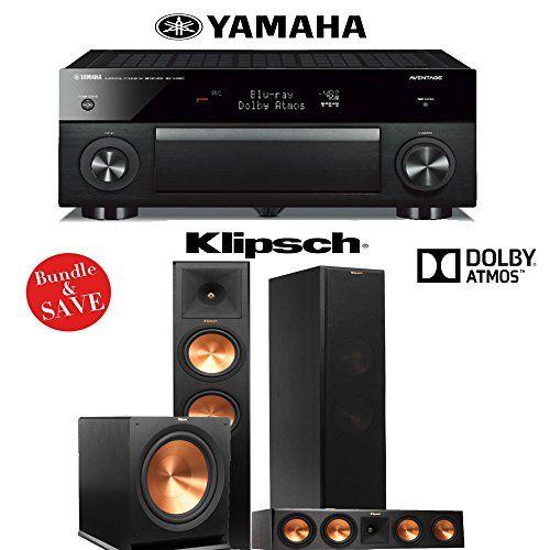Yamaha RXA1060BL AVENTAGE 72Channel Dolby Atmos Network AV
