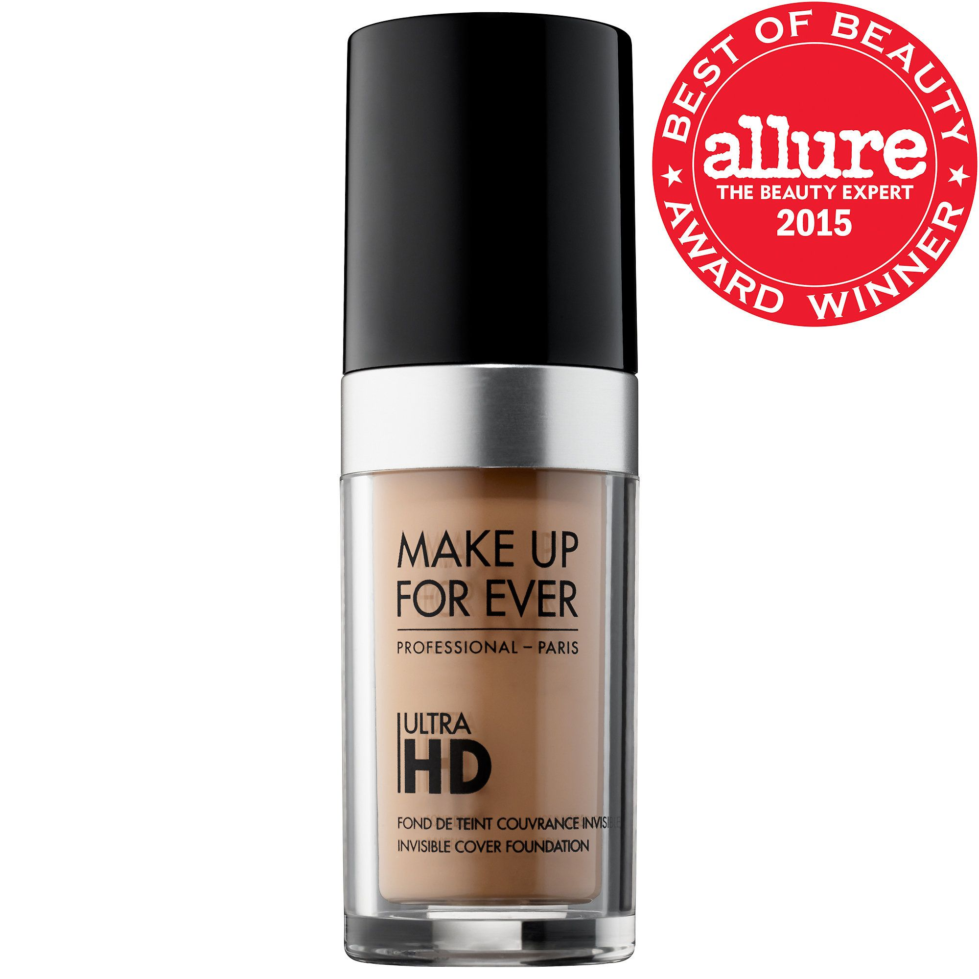 Ultra HD Invisible Cover Foundation Makeup forever hd